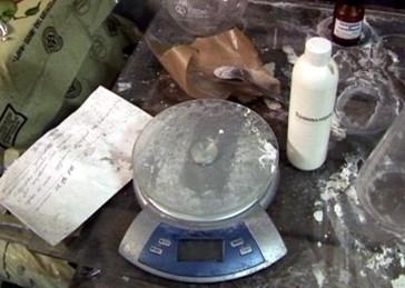 В Волгограде безработный химик устроил лабораторию в собственном гараже