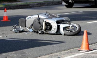 Под Курском девочка покалечилась при падении со скутера