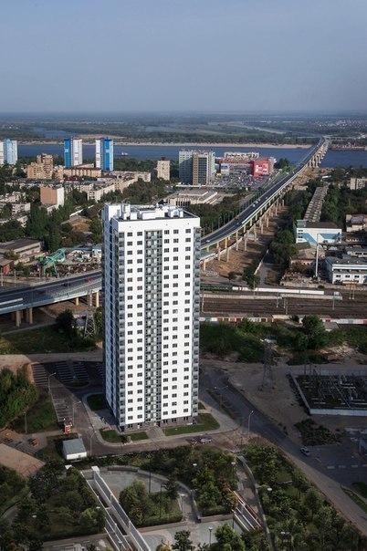 В Волгограде в эксплуатацию сдан 23-этажный дом