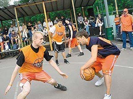 В Волгограде пройдут соревнования по стритболу