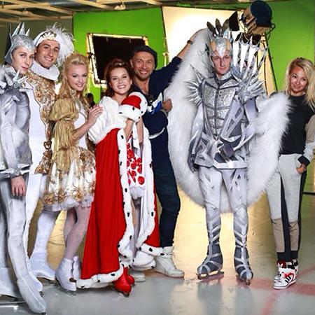 Уроженец Волгограда Евгений Плющенко снимает магическое ледовое шоу