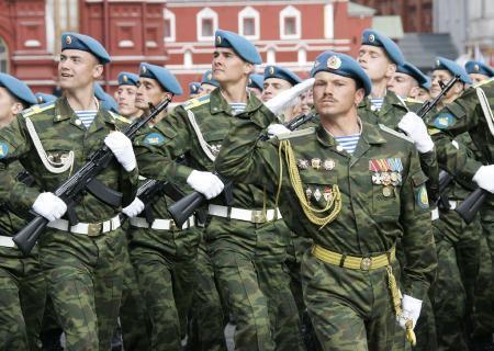 В Волгоградской области стартовал осенний призыв
