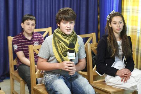 Юные тележурналисты отправятся в Москву