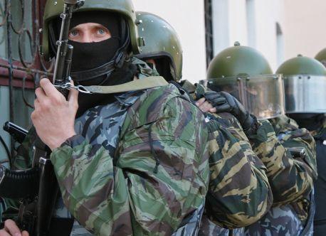 Без паники: в Волгограде проходят антитеррористические учения Оперативного штаба