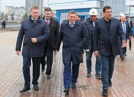 Андрей Бочаров признался в решении проблемных вопросов за счет первого матча на «Волгоград Арене»
