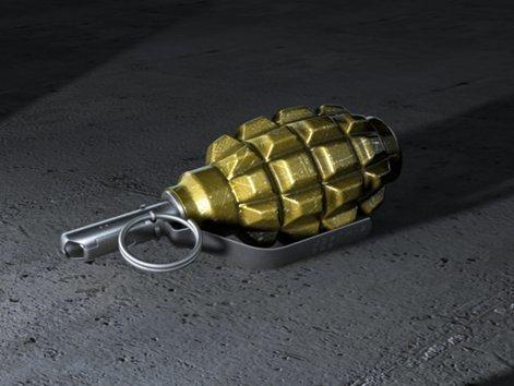 Боевую гранату подбросили на ветровое стекло «Волги» насевере Волгограда