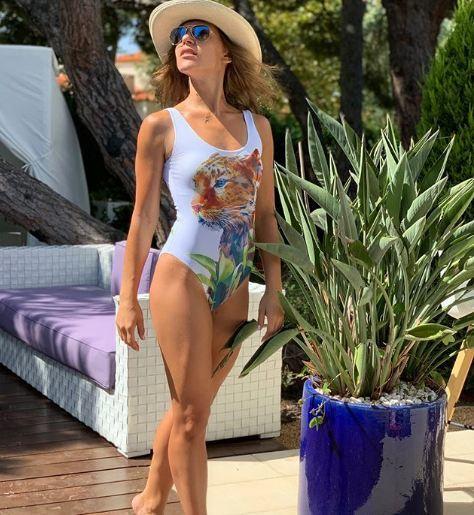 Юлия Ковальчук показала огненное фото по версии подруг