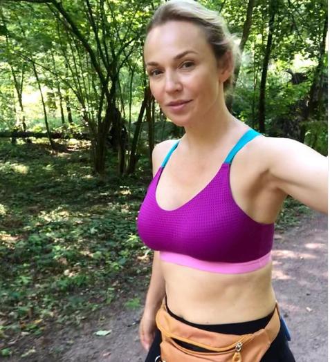 Шок и стресс: Альбина Джанабаева рассказала, как будет худеть