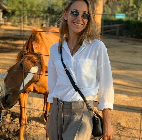 Юлию Ковальчук сравнили с лошадью