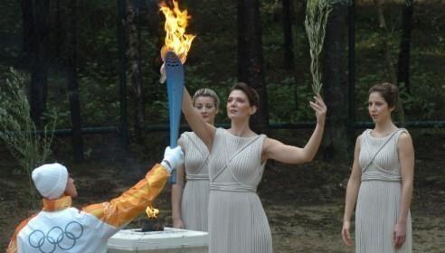 Олимпийский огонь прибудет в Волгоград на один день