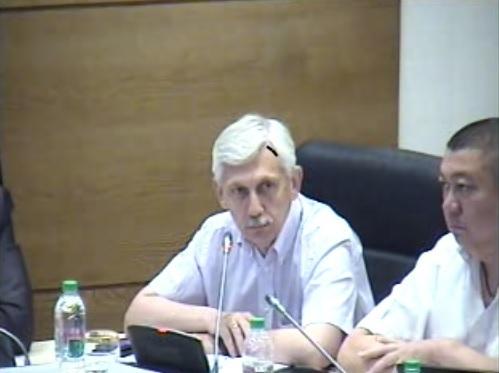 На заседании Волгоградской облдумы отключили звук во время выступления депутатов от КПРФ