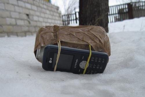 Под Волгоградом местный «левша» смастерил муляж бомбы для соседей