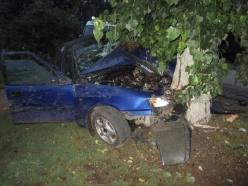 ВВолжском «Дэу-Эсперо» врезался вдерево: погибла 23-летняя пассажирка