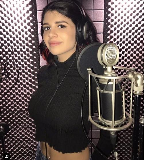 Алиана Устиненко записала новый хит после Oxxxymironа