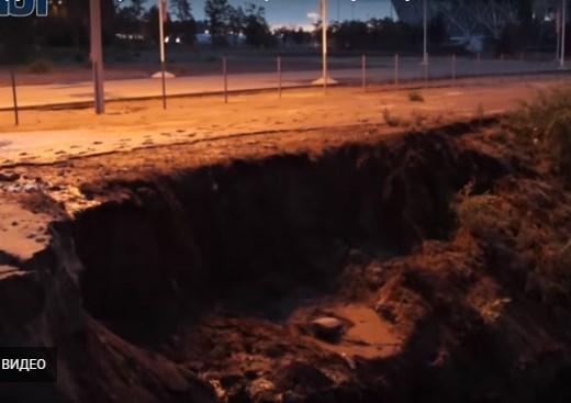 Волгоградскую рокадную дорогу хотят восстановить в ближайшее время