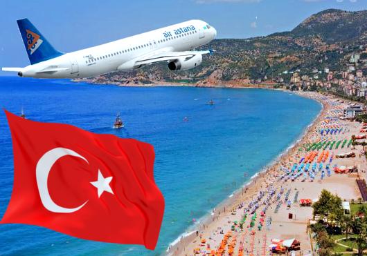 Прямые рейсы вСтамбул изНижнего Новгорода стартуют кконцу весны