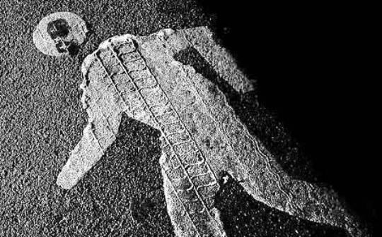 В Волжском разыскивают водителя на белом авто, сбившего пешехода