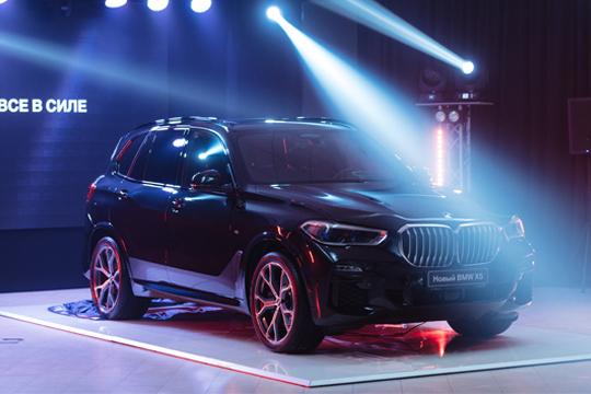 На юге Волгограда обнаружили BMW Х5, находящийся в федеральном розыске