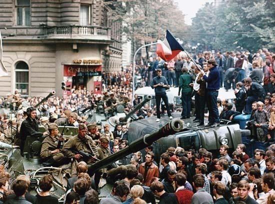 В Волгограде объединятся участники чехословацких событий 1968 года