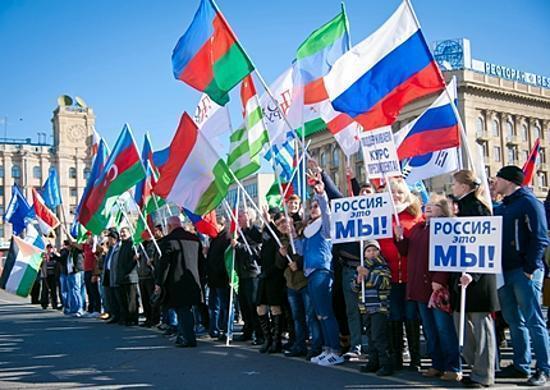 Ко Дню народного единства Волгоград украсят почти за 200 тысяч рублей