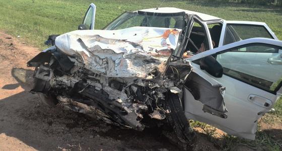 ВДТП «Лады» исамосвала четыре человека пострадали под Волгоградом