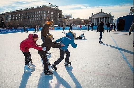 «Ретро-каток» откроется вДзержинском районе Волгограда