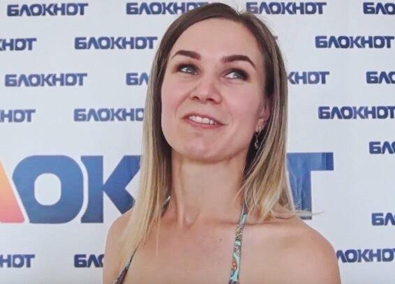 Двадцать первая участница кастинга «Мисс Блокнот Волгоград-2018» Татьяна Пшевроцкая