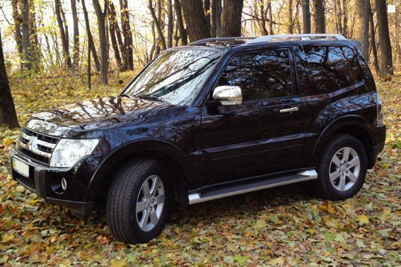 36-летний владелец Mitsubishi Pajero стал лидером по неуплате штрафов в Волгоградской области