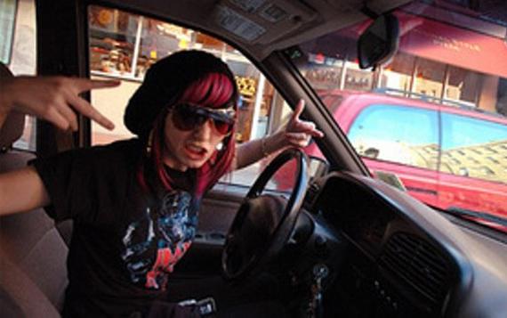 27-летняя волгоградка угнала усамой себя купленный вкредит автомобиль