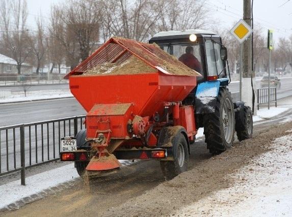 Мэрия Волгограда заявила о полной готовности коммунальщиков к любым сюрпризам зимы