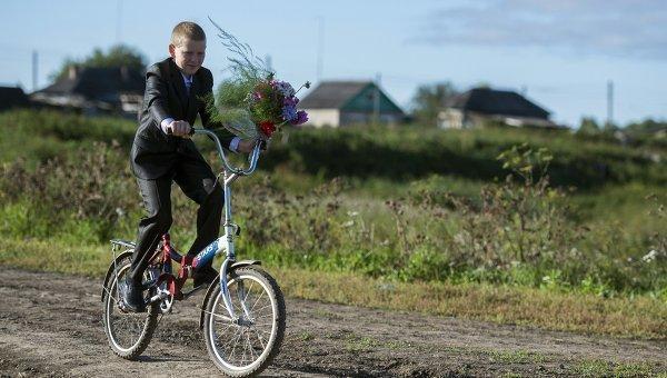 Пятиклассника на велосипеде почти сутки искала полиция под Волгоградом
