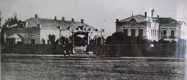 В начале XX века в Царицыне не было ни одной больницы