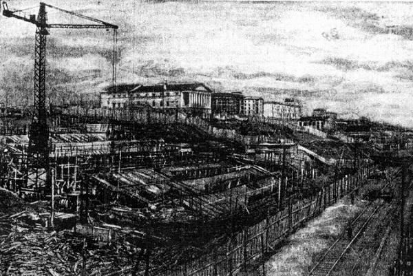 Набережная Волгограда: взгляд сквозь года…