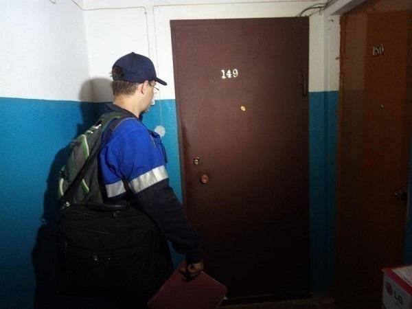 Лжегазовики похитили услепого пенсионера 120 тыс. руб.