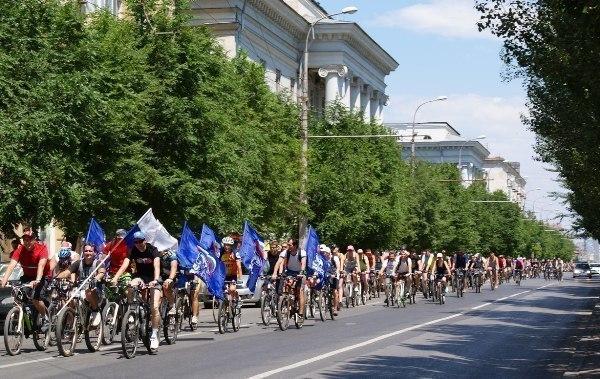 Первые велодорожки в Волгограде откроют только к зиме