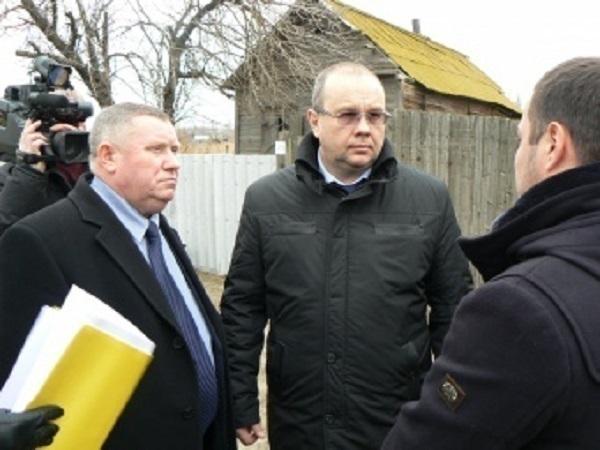 Завтра глава села Лозное Дубовского района Волгоградской области Дегтярев официально подаст в отставку