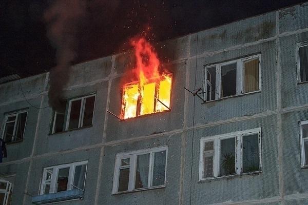 Мужчина умер впожаре из-за курения вкровати вВолгограде