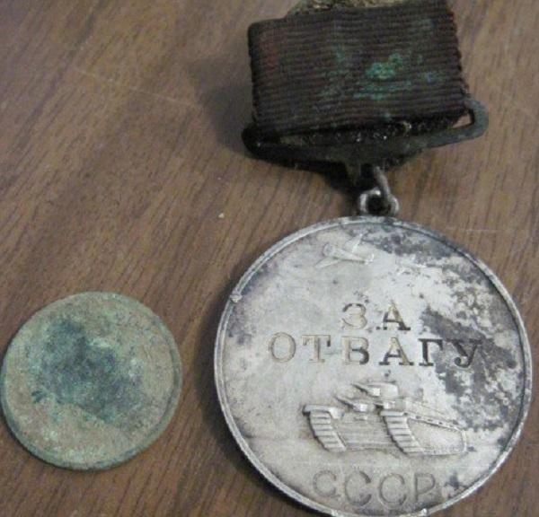 Сотрудники мемориала «Россошки» подозревают в краже медали «За отвагу» сотрудника полиции