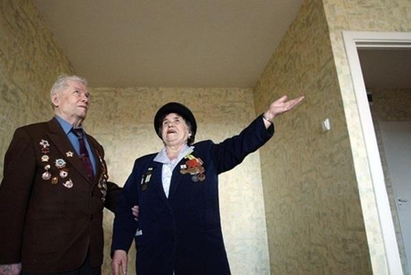 Федеральный бюджет выделил по 1,119 млн рублей на жилье 19 волгоградским ветеранам