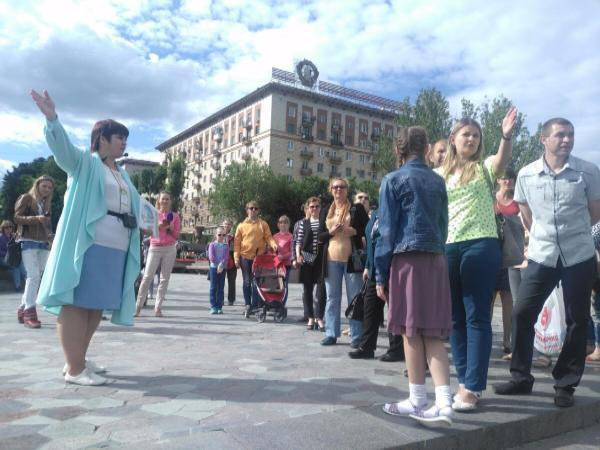 «А я иду по городу»: в Волгограде проводятся бесплатные пешие экскурсии