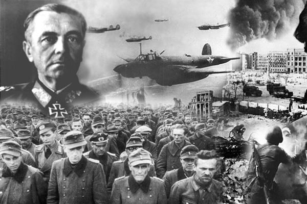 17 ноября 1942 года – за 2 дня до начала контрнаступления советских войск Паулюс все еще верит во взятие немцами Сталинграда