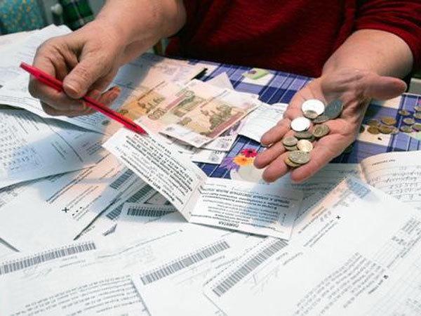 Граждане Волгоградской области задолжали закоммуналку неменее млрд руб.