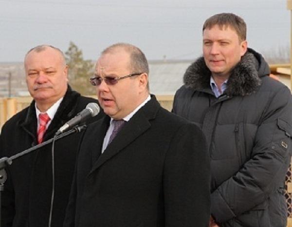 Глава села Лозное Волгоградской области Дегтярев подал в отставку