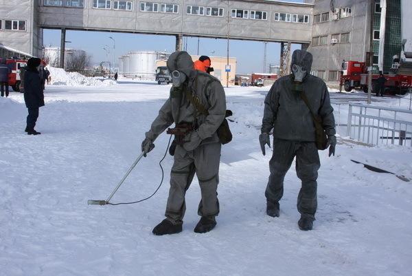 Волгоградской области радиация не угрожает