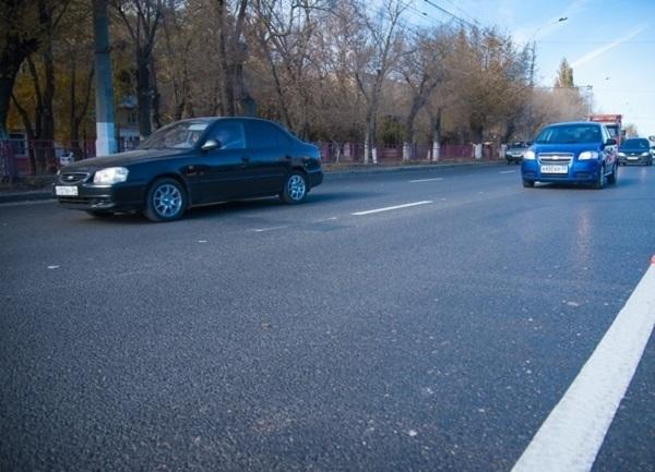 Скоростной режим меняется на одной из самых оживленных улиц Волгограда