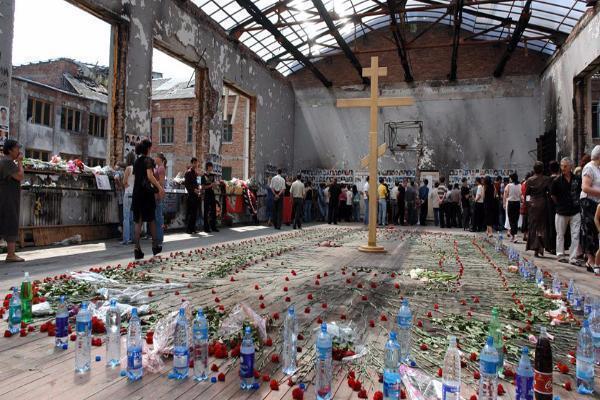 НаМамаевом кургане вВолгограде вспомнят жертв трагедии вБеслане