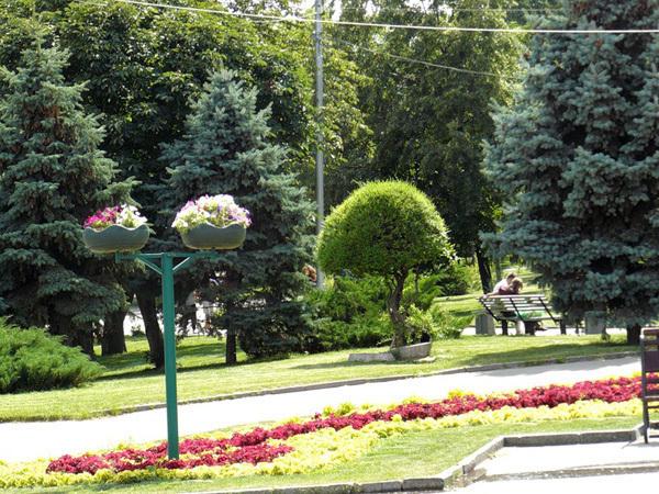 Лучший парк одержал победу вВолгограде 15 млн. руб.
