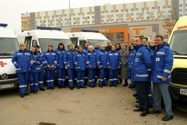 Федеральные власти закупают для Волгограда «скорые помощи», а региональные – только видеорегистраторы