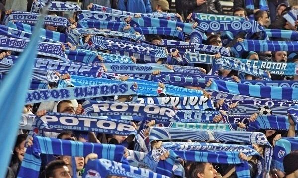 «Ротор-Волгоград» приглашает болельщиков на домашний матч с Краснодаром