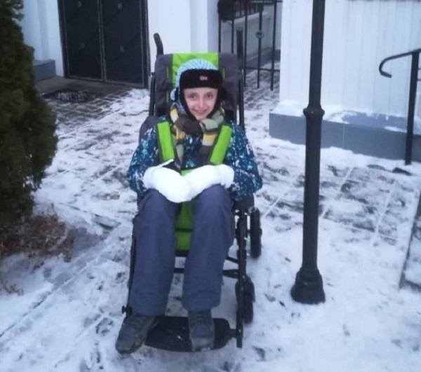 В Волгограде неизвестные украли коляску у ребенка-инвалида с ДЦП